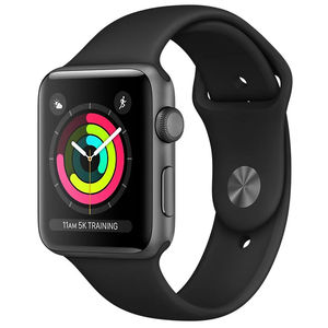 Watch Series 3 38mm Aluminum Case with Sport Band